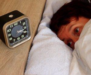 Troubles du sommeil, insomnies, s'endormir